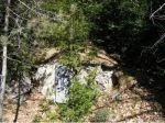 Barraca situada al peu del camí que d'Espinalbet