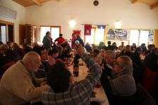 Consisteix em un bon esmorzar , salves de honor a tots els trabucaires, i visita cultural al nostre municipi.
